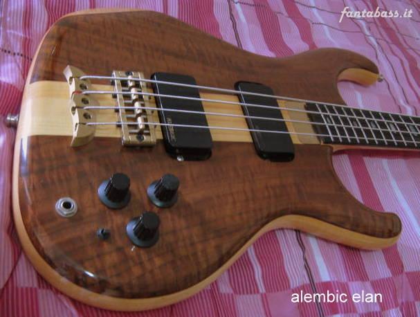 Alembic Elan 1992